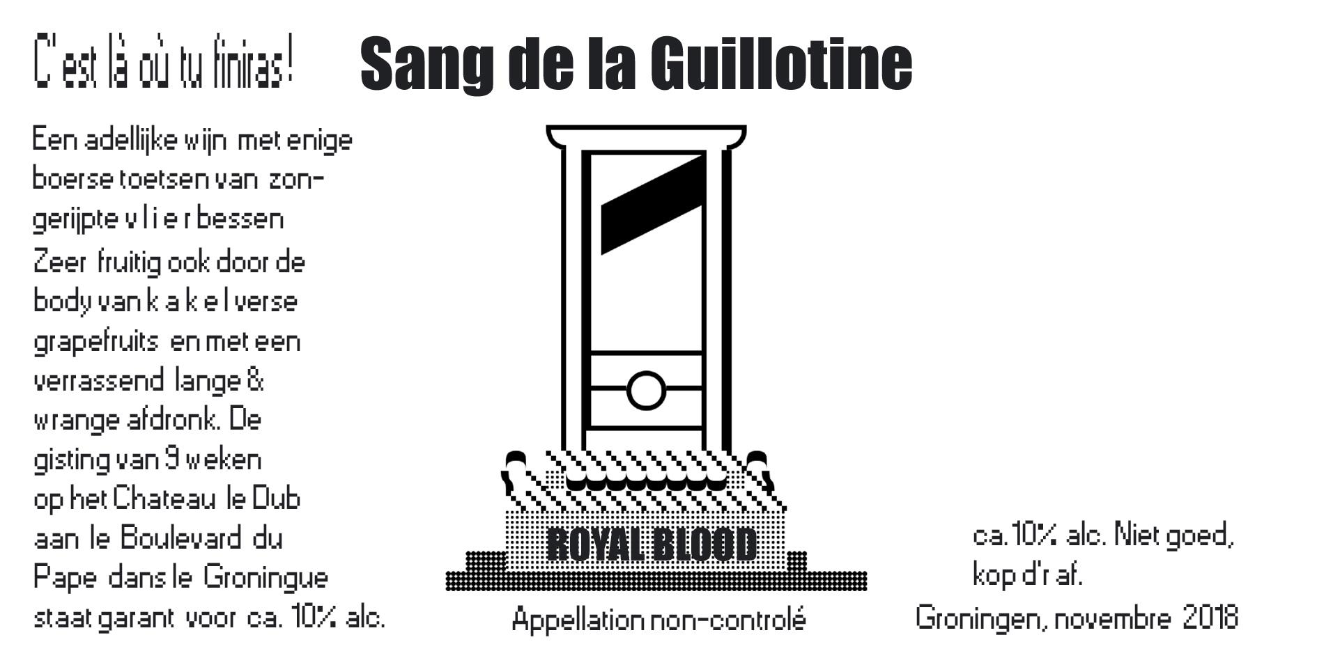 sang-de-la-guillotine-etiket